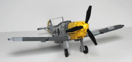 Lego Messerschmitt BF-109