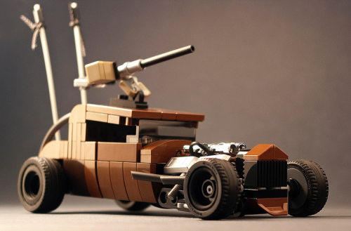 Lego Mad Max Fury Road