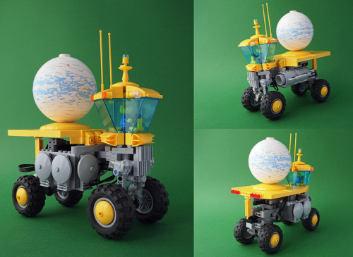 Lego Planet Mover