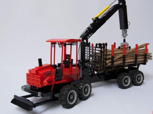 Lego Komatsu 895
