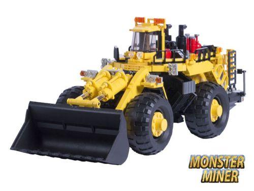 Lego Komatsu Wheel Loader