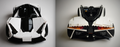 Lego McLaren Design Study