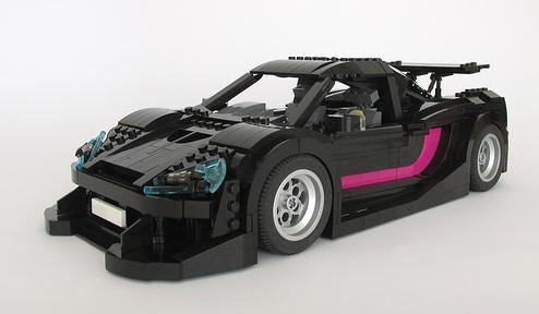 Lego McLaren Concept