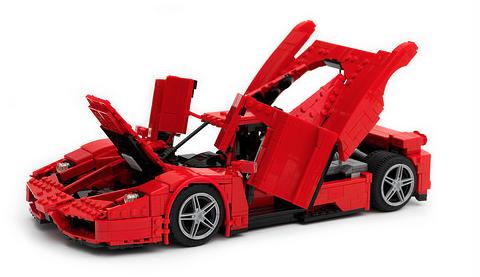 ferrari the lego car blog page 2. Black Bedroom Furniture Sets. Home Design Ideas