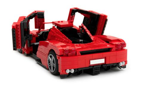 ferrari the lego car blog. Black Bedroom Furniture Sets. Home Design Ideas