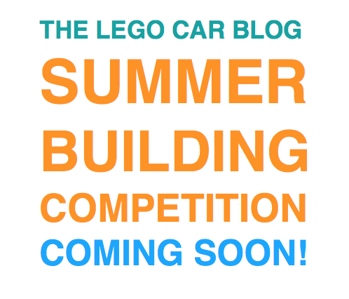 The Lego Car Blog Competition