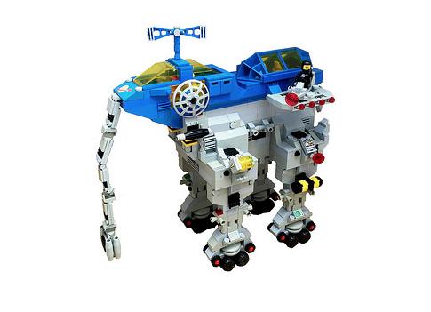 Lego Classic Space Elephant