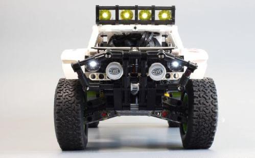 Lego Baja Truck Instructions