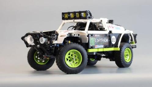 Lego Baja Trophy Truck