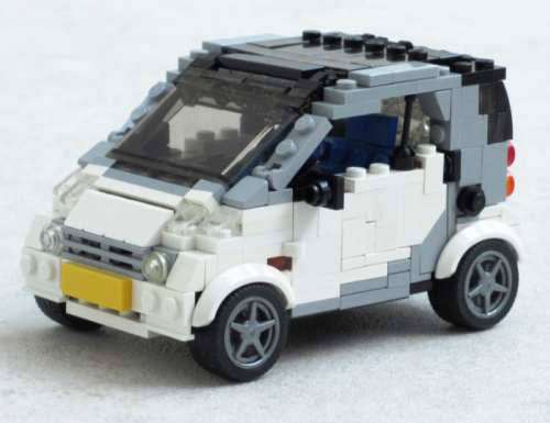 Lego Smart ForTwo