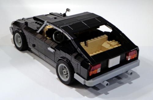 Lego Datsun 240Z
