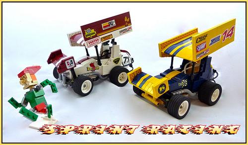 Lego Sprint Racers