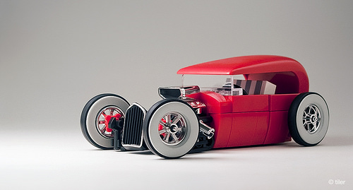 Lego Hot Rod