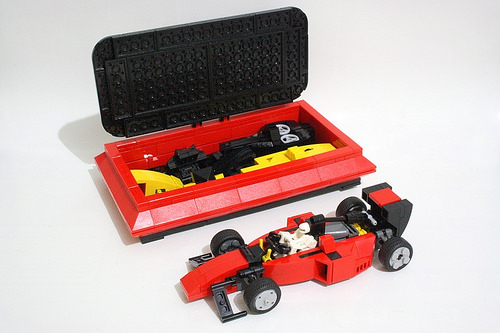 f1 the lego car blog. Black Bedroom Furniture Sets. Home Design Ideas