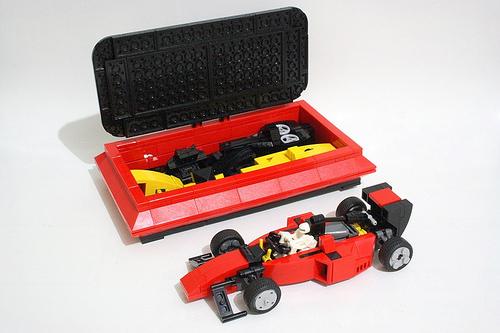 Lego F1 Kit