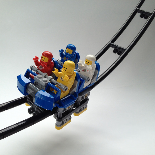 Classic Space The Lego Car Blog
