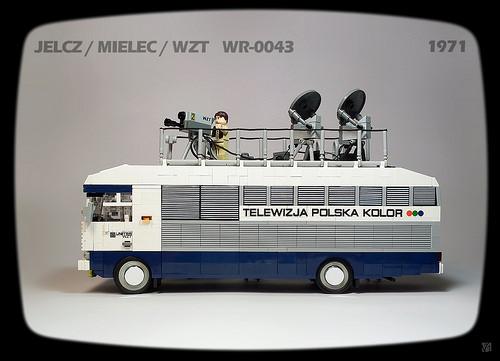 Lego Jelcz Mielec Truck