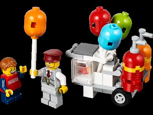 Lego Birthday Balloon