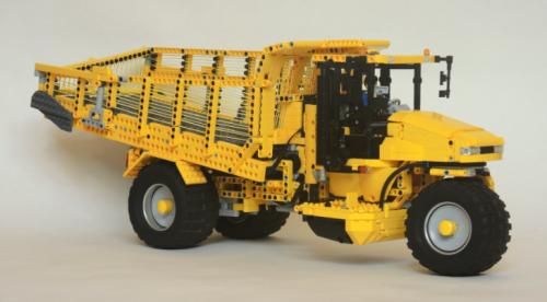 Lego Challenger Terra Gator