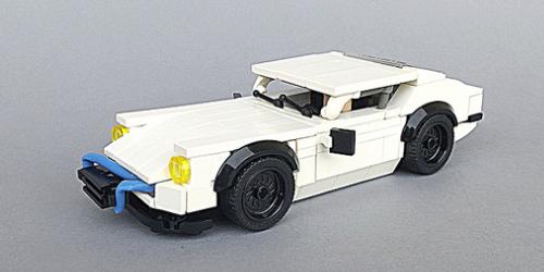 Lego Outlaw Datsun 240Z