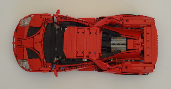 Lego Technic Ford GT Ecoboost V6