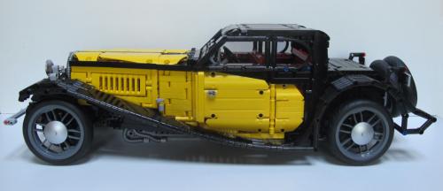 Lego Technic Bugatti Type 50