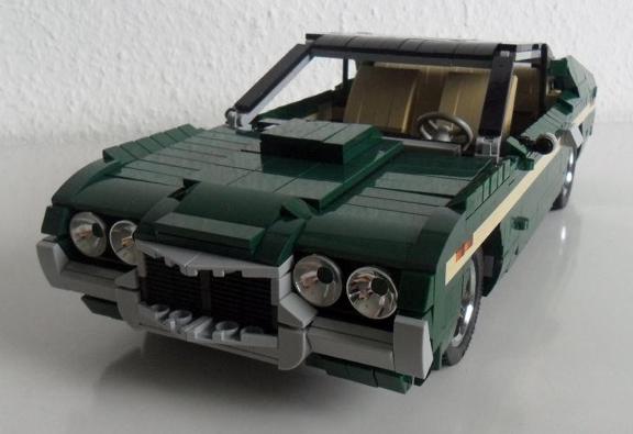 Gran Torino | THE LEGO CAR BLOG