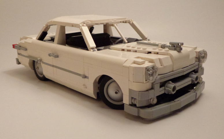 Whitey Ford Sings the Blues | THE LEGO CAR BLOG