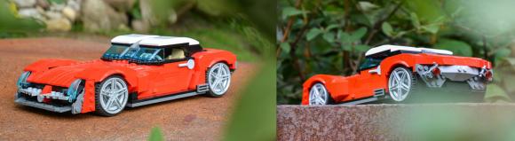 Lego Concept Sports Car