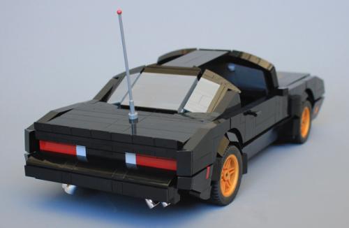 Lego Smokey and the Bandit 1975 Pontiac Trans Am
