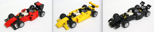 Lego Racing Cars