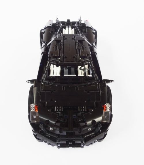 Lego Crowkillers Shuriken Supercar