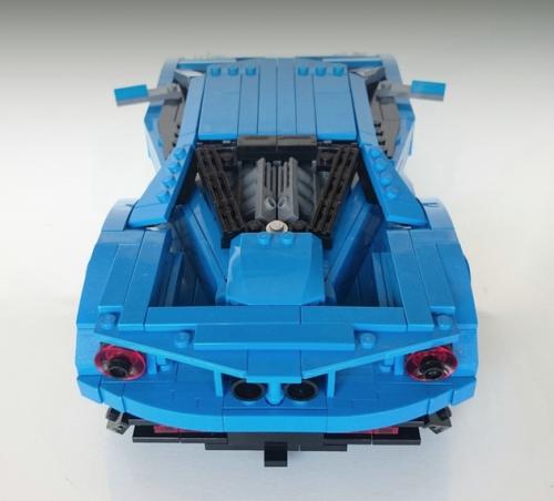 Lego Ford GT Firas Abu Jaber