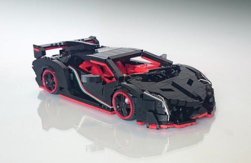 Lego Lamborghini Veneno