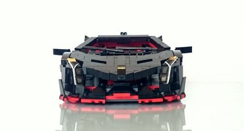 Lego Lamborghini Veneno Firas Abu Jaber