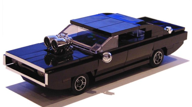 the fast and the furious the lego car blog. Black Bedroom Furniture Sets. Home Design Ideas