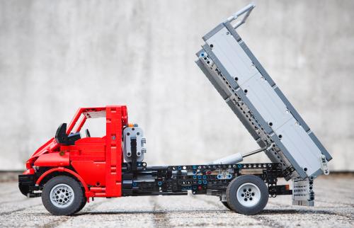 Lego technic Tipper Truck RC
