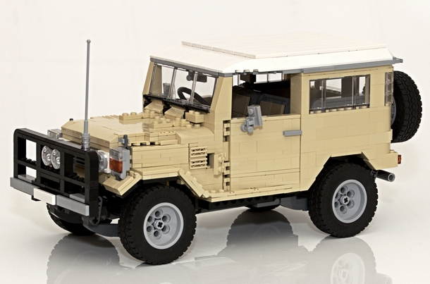 Land Cruiser Search Results The Lego Car Blog