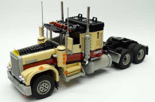 Lego Kenworth w(00 Truck