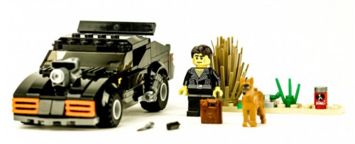 Lego Mad Max Interceptor Set