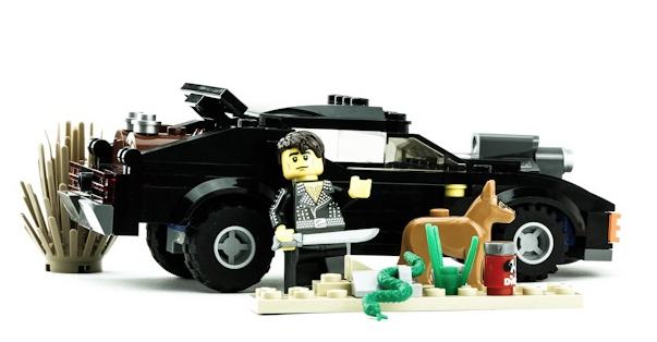 Mad Max The Lego Car Blog