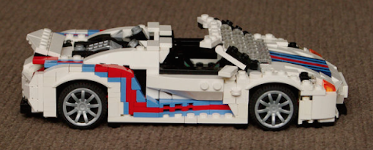 918 the lego car blog. Black Bedroom Furniture Sets. Home Design Ideas
