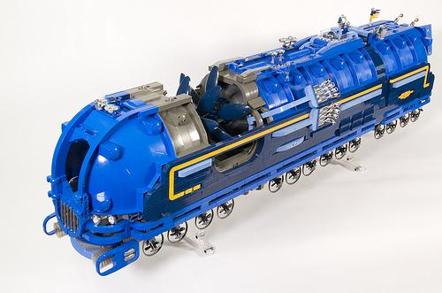 Lego Machine No.5