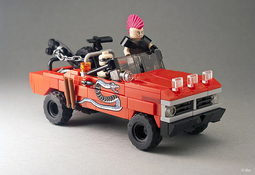 Lego Mad Max 2 Road Warrior