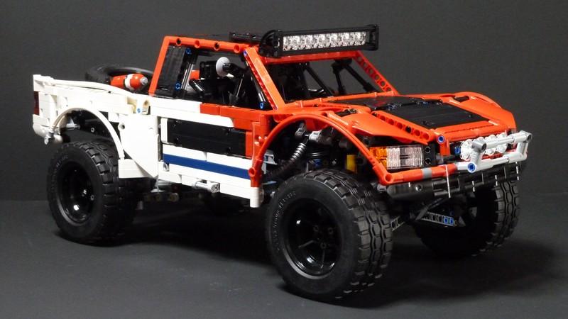Trophy Truck The Lego Car Blog