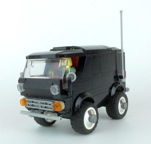 Lego Chevrolet G-10 Van