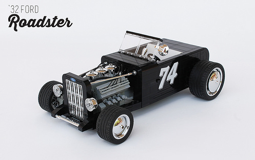 Lego '32 Ford Hot Rod