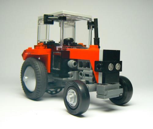 Lego Ursus Tractor