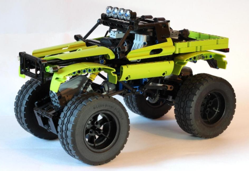 Lego RC Monster Truck