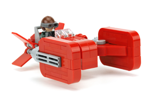 Lego Speeder